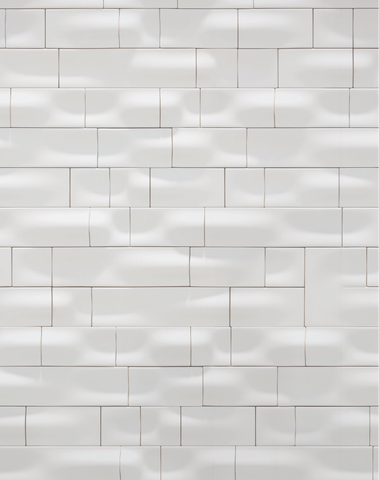 VOS-03 Hexa Ceramics Wallpaper by Studio Roderick Vos