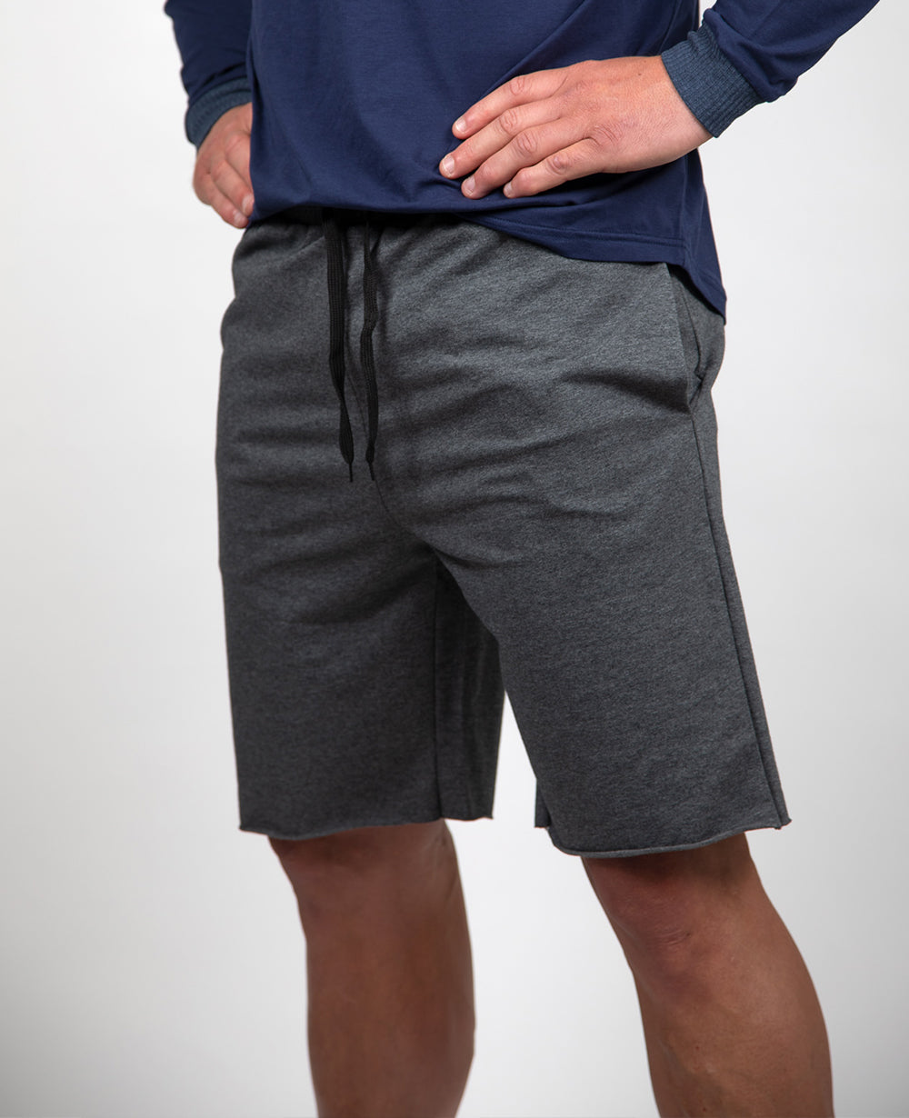 Mens Lifestyle Fleece Shorts