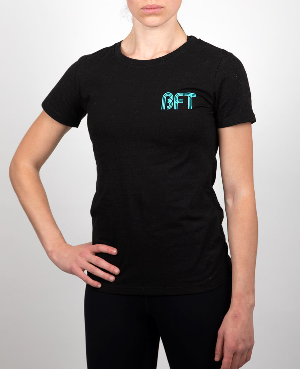 Womens Core Trainer Tee Small Logo