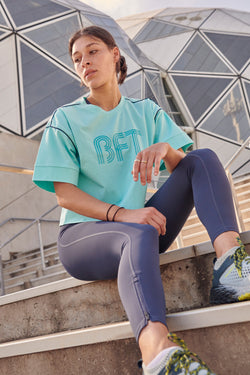 Relaxed Tee - Teal