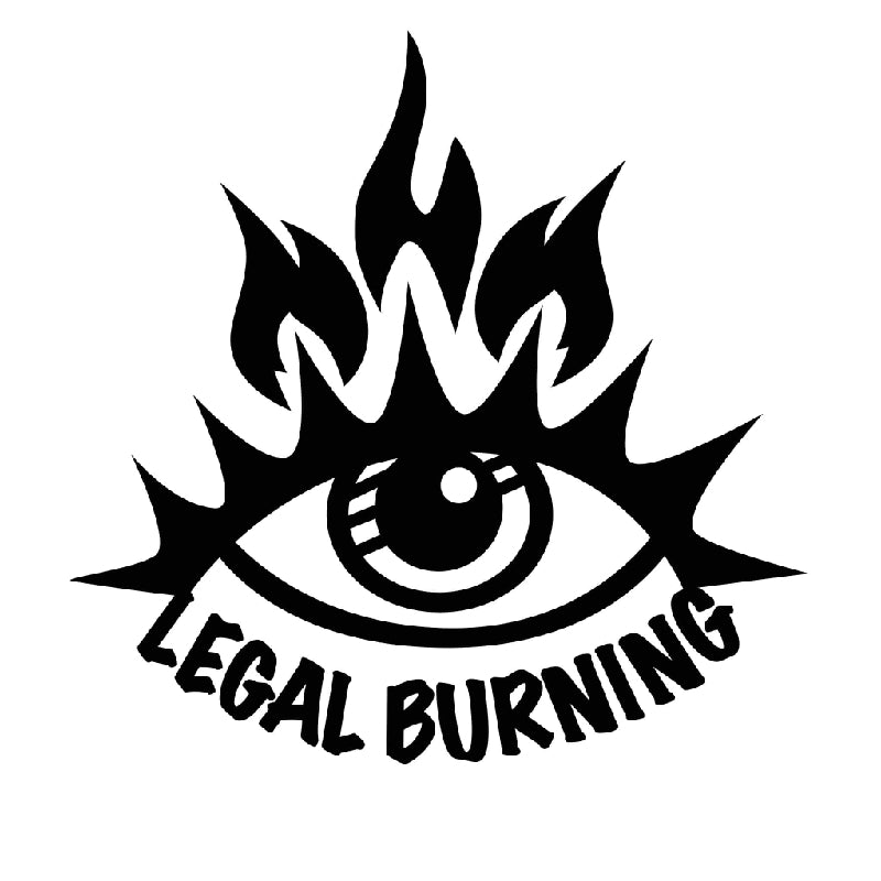 Legal Burning Logo