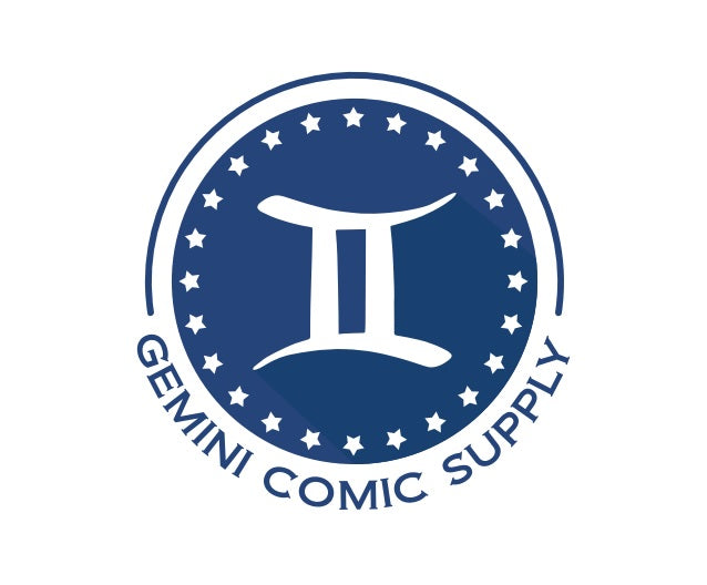 Gemini Comic Supply Logo