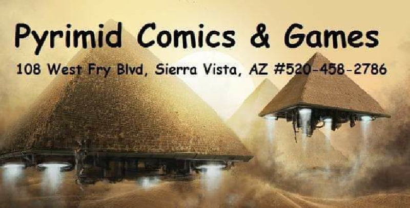 Pyramid Comics & Games