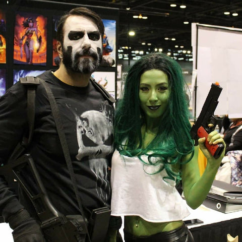 2206 Cosplay The Punisher