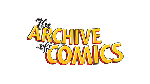 The Archive of Comics Logo