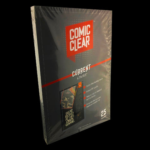 Comic Clear Current Pack