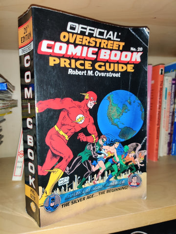 The Official Overstreet Comic Book Guide Price Book