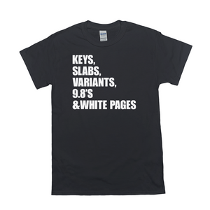 Open image in slideshow, The List T-Shirt