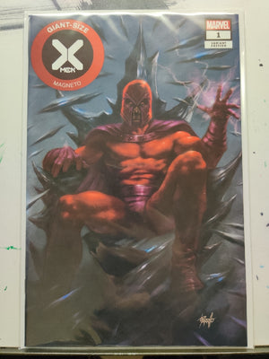 Giant Size X-Men: Magneto #1 Parrillo Variant | Marvel Comics - The Archive of Comics