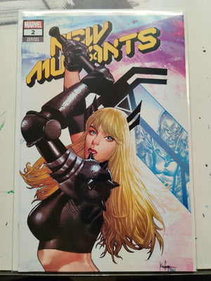 New Mutants #2 Suyan Variant | Marvel Comics - The Archive of Comics