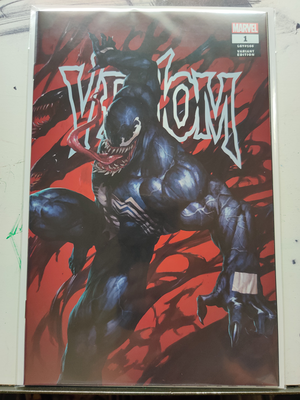 Venom #1 Variant | Marvel Comics - The Archive of Comics