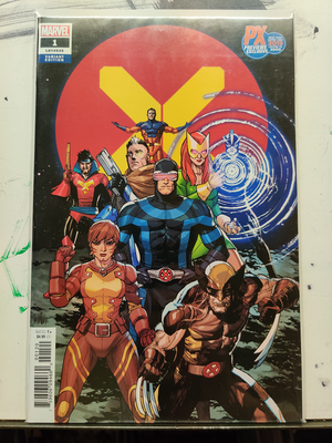 X-Men #1 Variant | Marvel Comics - The Archive of Comics