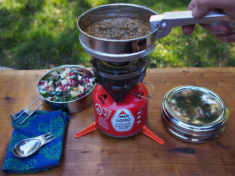Camping Food Ideas - How to Pack the Best Food for Backpacking