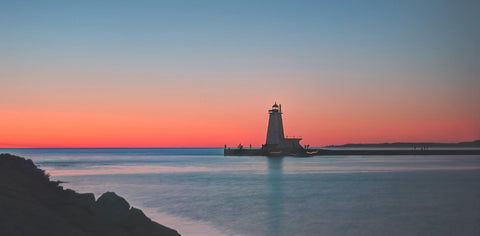 Lake Michigan - Ludington - Best Fishing Spots in the Midwest
