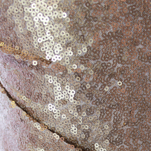 Load image into Gallery viewer, Allegra Gold Sequin Dress