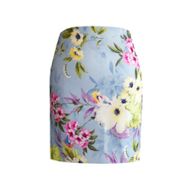 Load image into Gallery viewer, Amina Back Bow Mini Skirt