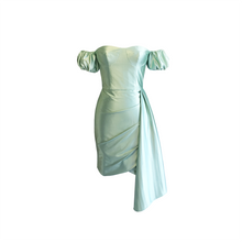 Load image into Gallery viewer, Catalina Puffy Sleeve Dress