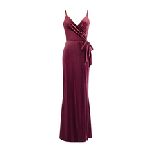Load image into Gallery viewer, Carina - Velvet Gown