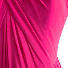 Load image into Gallery viewer, Hailey Draped Chiffon Dress