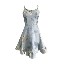 Load image into Gallery viewer, Kristin Brocade Dress