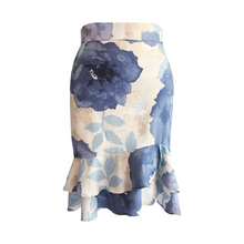 Load image into Gallery viewer, Patsy Floral Midi Skirt