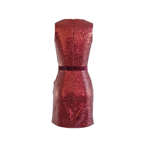 Sandrine Sequin Mini Dress