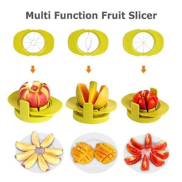 Multifunction Fruit Slicer