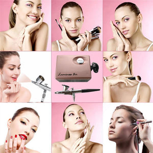 Multi-purpose Airbrush Foundation Makeup Set