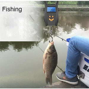 LCD Display Fishing Scale