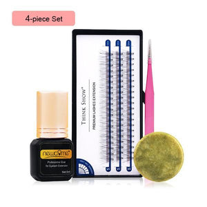 70-day Self-grafting Eyelashes Set