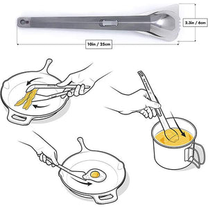 Utensil for Camping Cooking and Eating