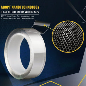 (Factory Outlet) Nano Magic Tape