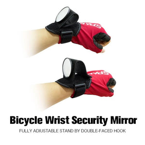Bicycle Wrist Security Mirror