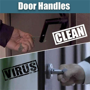The Protective Antimicrobial Hand Key