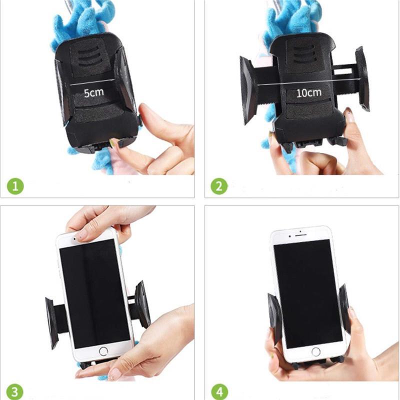 Multifunctional Lazy U-shaped Pillow Mobile Phone Holder