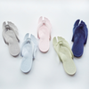Scallop-Like Soft Foldable Flip Flops