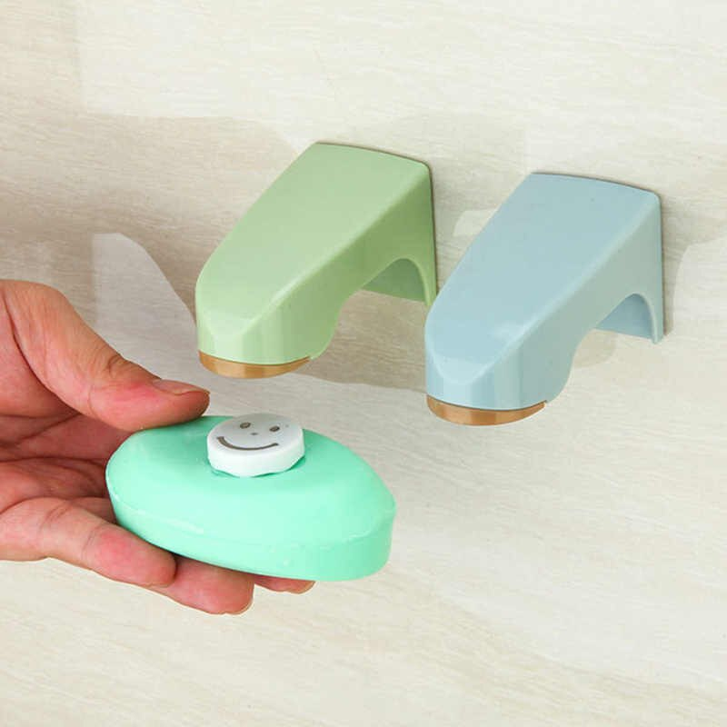 Portable Magnetic Soap Holder