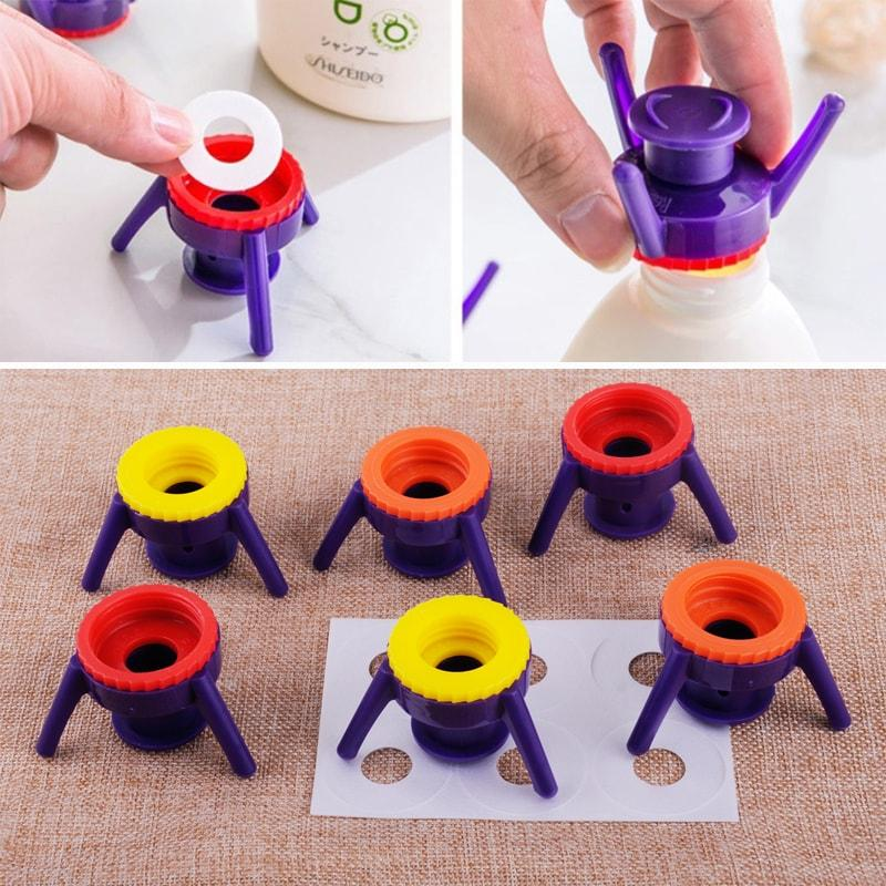 Drops Squeezing - Inverted Stand Cap(6 pcs)