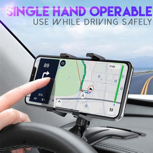 Car 720 Degree Swivel Phone Mount