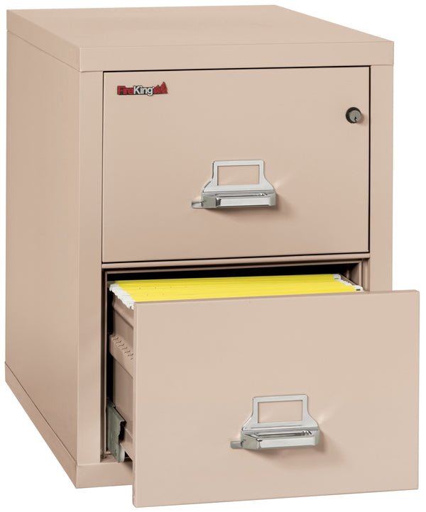 FireKing ® 2 Drawer Vertical Letter File