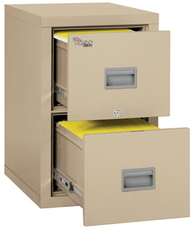 Patriot by FireKing ® 2 Drawer Vertical Legal/Letter-Size File - 25