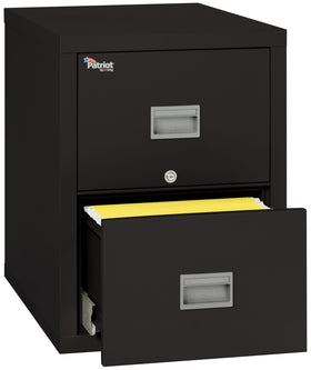Patriot by FireKing ® 2 Drawer Vertical Letter-Size File