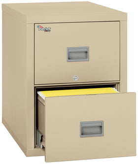 Patriot by FireKing ® 2 Drawer Vertical Legal-Size File