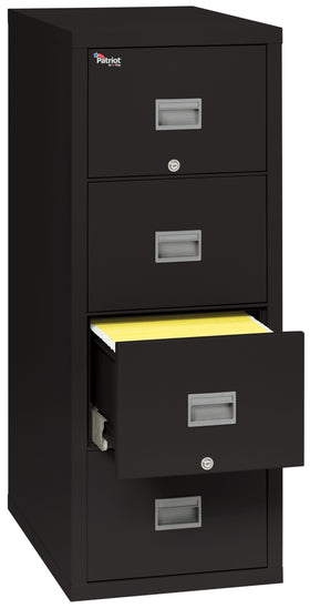 Patriot by FireKing ® 4 Drawer Vertical Legal File - 31.5