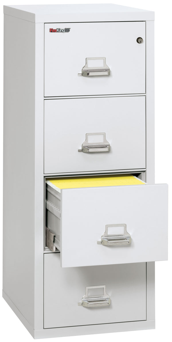FireKing ® 4 Drawer Vertical Letter File