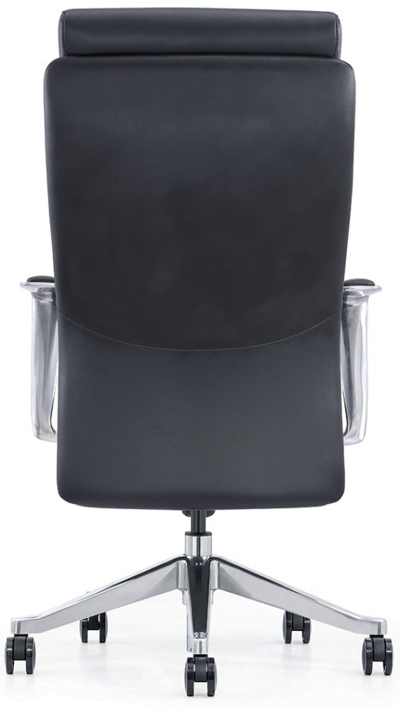 Leather On Demand LOD68 Highback Leather Chair- Choose Leather Color