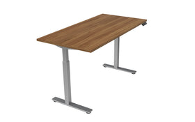 Offices to Go Height-Adjustable Desk: Build Your Own Desk To Size!