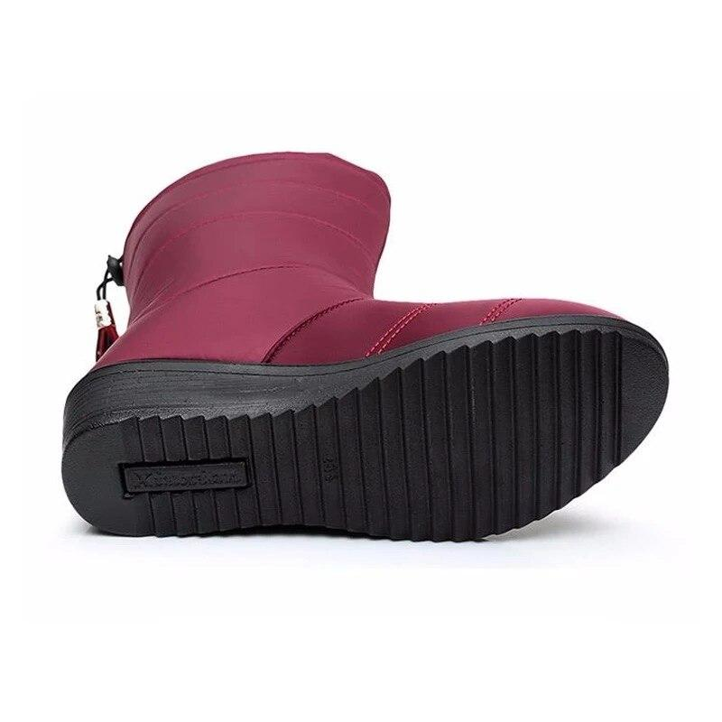 Stivaly High Slip-On