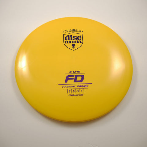 Discmania S-Line FD - Big Disc