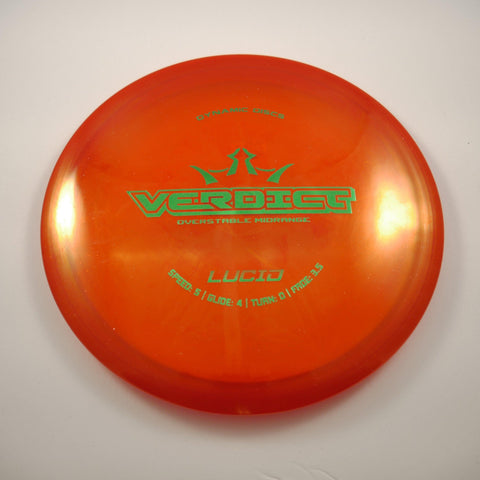 Dynamic Discs Verdict - Big Disc